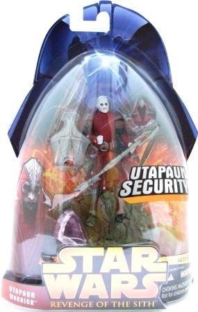 2006 - Utapaun Warrior #53 - Utapaun Security - Star Wars - Episode III - Revenge of the Sith