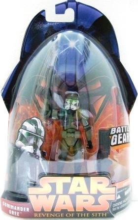 2006 - Commander Gree #59  - Star Wars - Episode III - Revenge of the Sith - Battle Gear