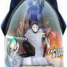 2006 - General Grievous #36 - Star Wars - Episode III - Revenge of the Sith - Exploding Body