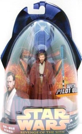 2006 - Obi-Wan Kenobi #55 - With Pilot Gear - Star Wars - Episode III - Revenge of the Sith