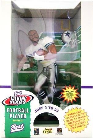 1997 - Emmitt Smith - Best - Talking Series - Series 2 - Football - Dallas Cowboys