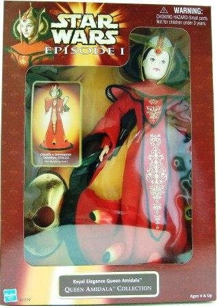 1998 - Star Wars - Episode I - Queen Amidala Collection - Royal Elegance