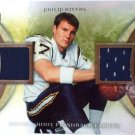 2007 - Philip Rivers - Upper Deck - NFL Artifacts - Photo Shoot Flash Back Fabrics - PSF-PR