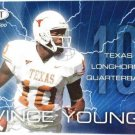 2006 - Vince Young - Sage - Hit - Collegiate Football - Rookie Card - #3/10