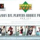 2005 NFL Players Rookie Premiere Box Set