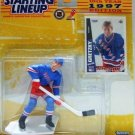 1997 - Wayne Gretzky - Starting Lineups - Hockey - Rangers - Action Figures - Rookie Slu