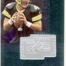 1998 - Brett Favre - Upper Deck - SPx - Finite - #282