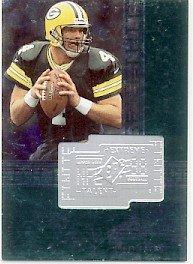 1998 - Brett Favre - Upper Deck - SPx - Finite - #282