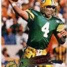 1995 - Brett Favre - Topps - Stadium Club - Extreme Corp - #X191