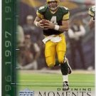 2000 - Brett Favre - Upper Deck - NFL Legends - Defining Moments - #DM10