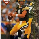 1995 - Brett Favre - Collector's Edge - Excalibur - Stone - #102