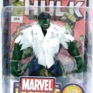 2002 - Incredible Hulk - Torn Shirt- Action Figures - Toy Biz - Marvel Legends
