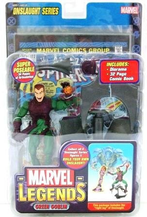 2006 - Green Goblin (Variant) - Action Figures - Toy Biz - Marvel Legends