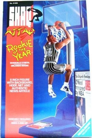 1994 - Shaq Attaq - Rookie of the Year - Headliners Collection