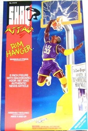1994 - Shaq Attaq - Rim Hanger - Headliners Collection