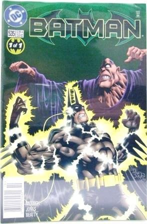 1996 - DC - Batman  - Issue #535 - 1 of 1 - Comic Book