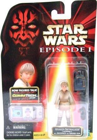 1998 - Anakin Skywalker - Tatooine - Hasbro - Star Wars - Episode I - The Phantom Menace