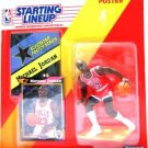 1992 - Michael Jordan - Action Figures - Starting Lineups - Basketball - Bulls