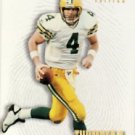 1996 - Brett Favre - Pinnacle - Select - Certified Edition - Thumbs Up - #7 of 24
