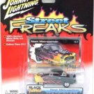 2005 - Nash Metropolitan - Street Freaks - Johnny Lightning - Die-cast Metal Cars