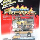2005 - '66 Ford Mustang GT - Street Freaks - Johnny Lightning - Die-cast Metal Cars