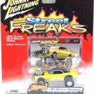 2005 - '67 Chevy Camero - Street Freaks - Johnny Lightning - Die-cast Metal Cars
