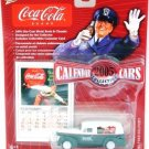 2005 - Johnny Lightning - '40 Ford Delivery - Coca Cola Brand - 2005 Calendar Cars - Die-cast Metal