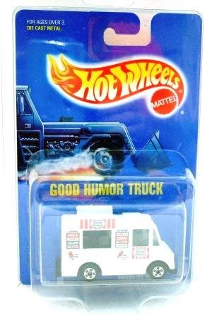 1991 - Good Humor Truck - Mattel - Hot Wheels - Collectors #5