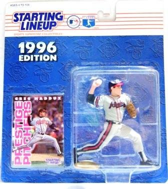 1996 - Greg Maddux - Action Figures - Starting Lineups - Baseball - Braves