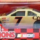 1997 - Geoff Bodine #7 - Atlas - Nascar - Racing Champions - QVC