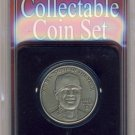 The Highland Mint - Collectable - 2 Coin Set - Albert Pujols/Ichiro Suzuki