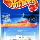 1996 - Hot Wheels - '57 T-Bird - Flamethrower Series - Collector  #384