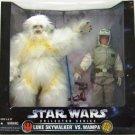 1997 - Luke Skywalker vs. Wampa - Star Wars - Rebel Alliance - Collector Series - Toy Action Figure