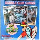 1996 - Topps - Bazooka - Baseball - Bubble Gum Cards - Factory Box 36 CT.