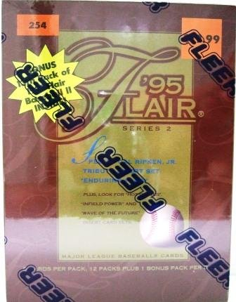 1995 - Fleer - Flair - Baseball - Series II