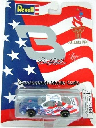 1996 - Dale Earnhardt - Goodwrench Monte Carlo - 100th Year Atlanta Olympic Collection