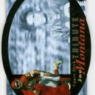 1996 - Joe Montana - Upper Deck - SPX - Tribute Card - # UDT-19