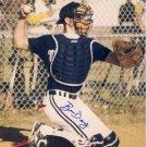 Ben Davis - Signature Rookies - Limited Edition - Autographed - Photograph