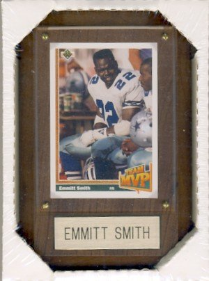 1991 Emmitt Smith Vintage Sports Card Inc 4 Quot X 6