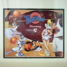 1996 - Michael Jordan - Tune Squad - Cartoon Art - Space Jam - Warner Bros. - Limited Edition Print