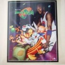 1996 - Michael Jordan - Cartoon Art - Space Jam - Warner Bros. - Limited Edition Print