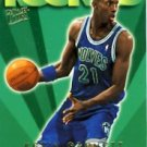 1995-96 - Kevin Garnett - NBA Basketball - SkyBox - Fleer Ultra - All Rookies Card - #3 of 10