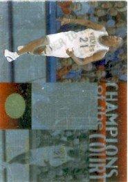 1995/96 - Kevin Garnett - Upper Deck - Championship SP Series - Champions of the Court - Card #C16