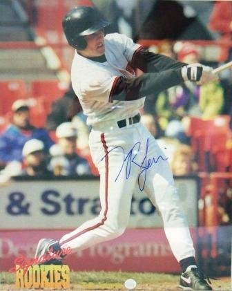 T.R. Lewis - Signature Rookies - Limited Edition - Autographed - Photograph