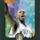 1995-96 - Kevin Garnett - NBA Basketball - SkyBox - E-XL - Rookie Card #49