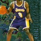 1996/97 - Kobe Bryant - NBA Basketball - Fleer Metal - Z Force - Rookie Card #181