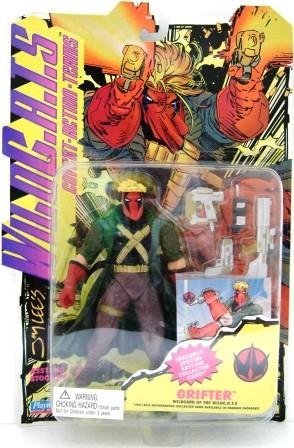 1995 - Grifter- Play Mates - Jim Lee's - Wild C.A.T.S. - Series 1