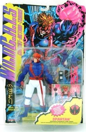 1995 - Spartan - Play Mates - Jim Lee's - Wild C.A.T.S. - Series 1