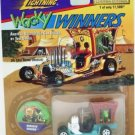 1997 - Johnny Lightning - Wacky Winners - Draggin' Dragon - Die-cast Metal Cars