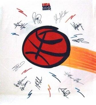 Dream Team II - Post - NBA Basketball - T-Shirt